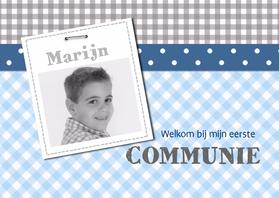 originele uitnodigingen communie